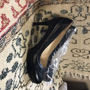 Nine West platform pumps; Never Worn
